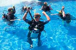 PADI IDC in Cyprus Information